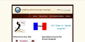 Symphony School Of Foriegn Language